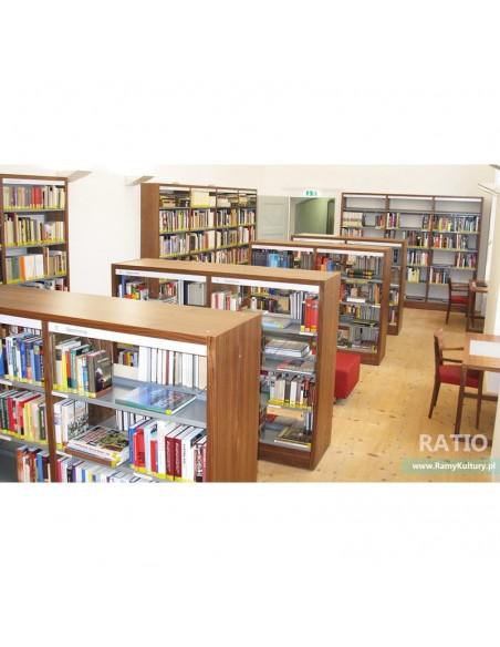 Regały do biblioteki Ratio