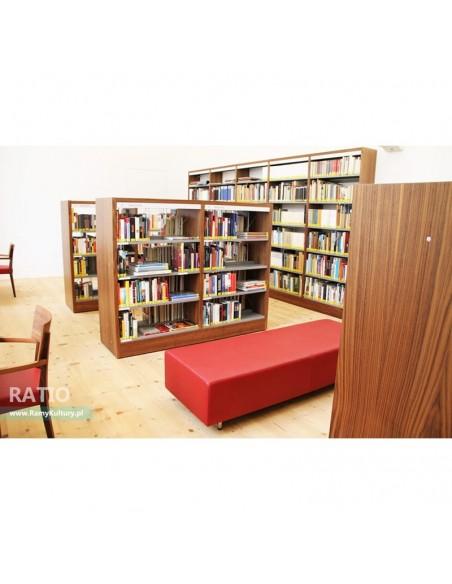 Regały biblioteczne Ratio