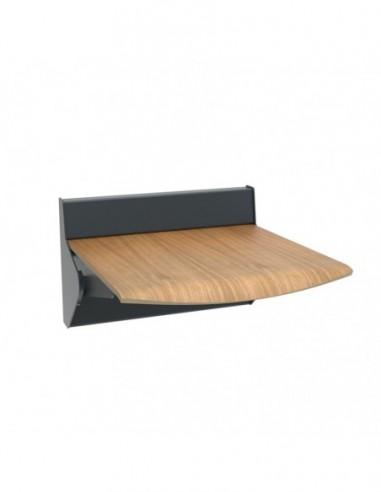 Straponten - składane siedzisko bez oparcia