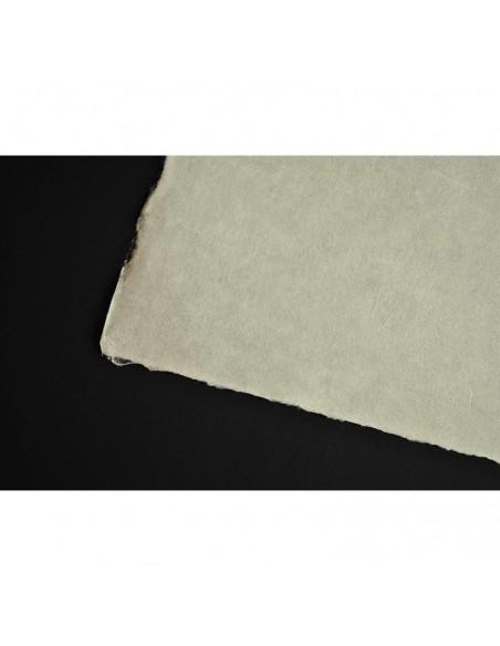 Papier japoński Shiohara  na białym i czarnym tle