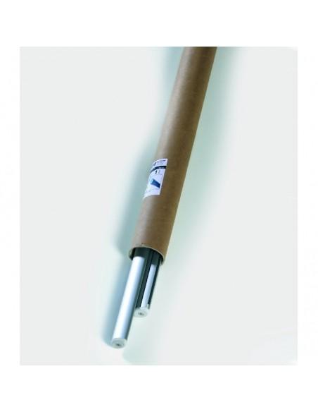 Aluminiowe profile zatrzaskowe do prezentacji wydruków Bannerblock