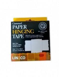 Gummed Paper Hinging Tape (zawiasy do mocowania pleców)