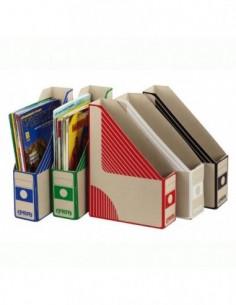 Ścięte pudło do przechowywania dokumentów i czasopism, A4
