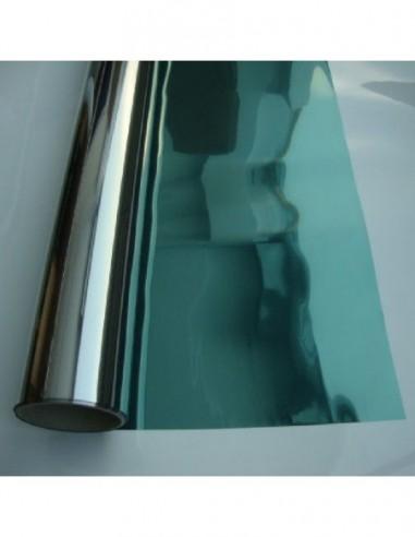Folia przeciwsłoneczna wewnętrzna Green Silver