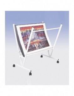 Mobilny stojak na plakaty