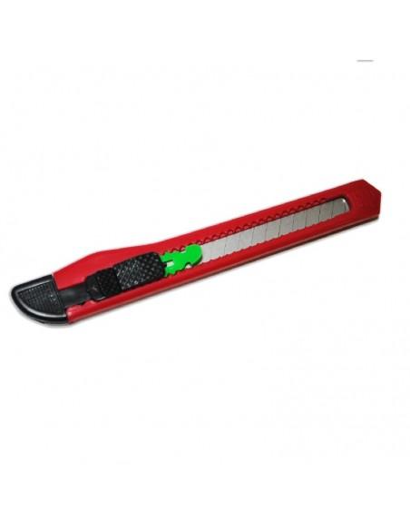 Nożyk 9 mm z łamanym ostrzem