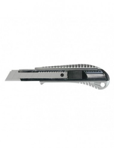 Metalowy nóż 18 mm
