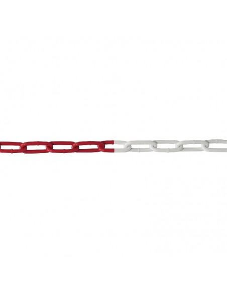 łańcuch biało-czerwony