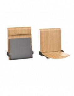 Straponten - składane siedzisko Twist Plus