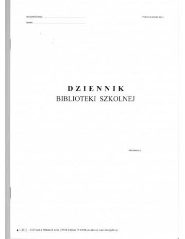 Dziennik biblioteki szkolnej