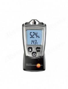 Miernik Testo 610 do pomiaru temperatury i wilgotności powietrza