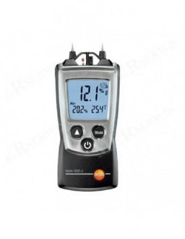 Miernik do pomiaru wilgotności materiału Testo 606-2