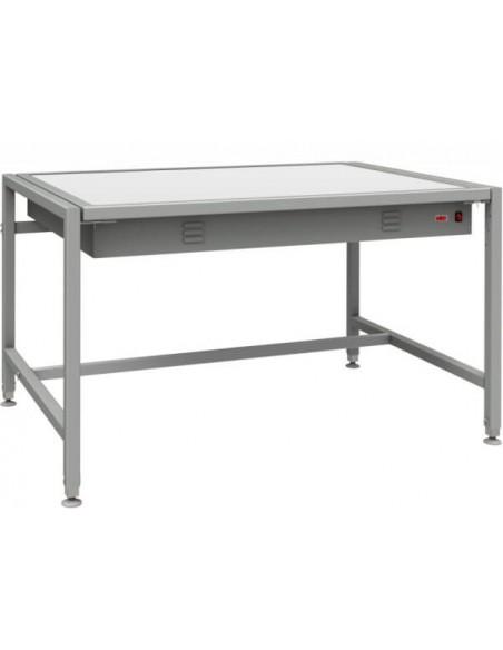 Stół roboczy podświetlany