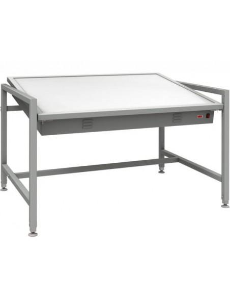 Stół podświetlany