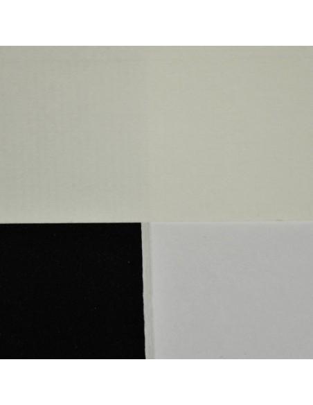 Papier ALT BURGUND na białym i czarnym tle