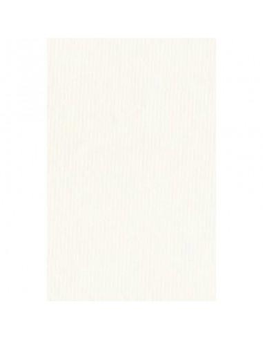 Papier żeberkowy biały