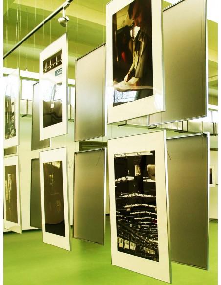 Systemy zawieszeń obrazów z szyną Standard