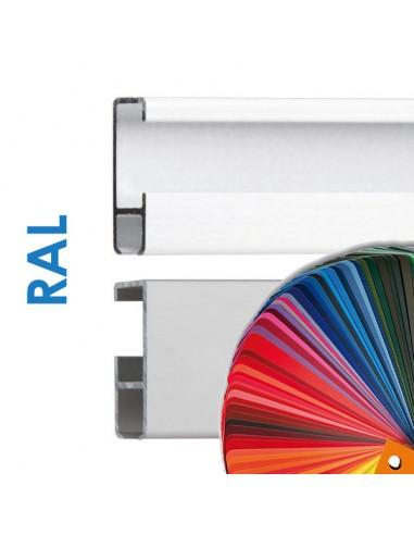 Szyna aluminiowa 2 m - kolor z palety RAL na zamówienie