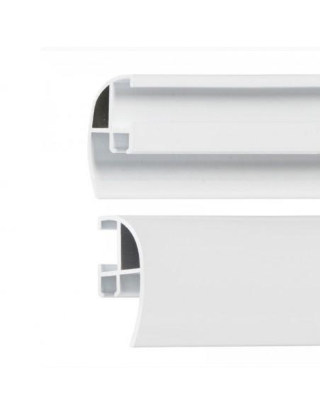 Szyna aluminiowa Royal 2 m - biała