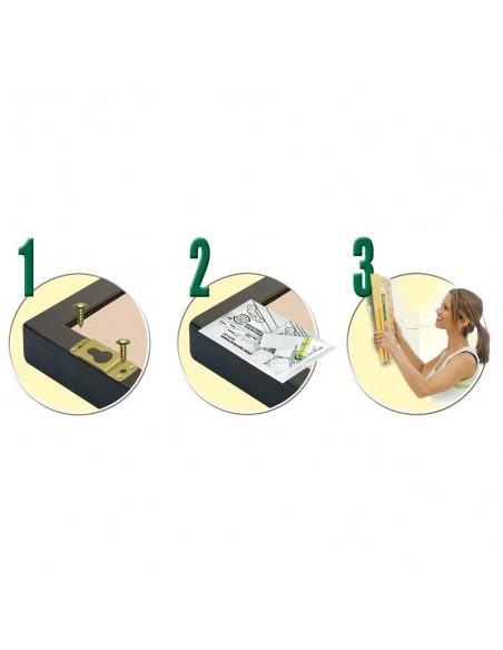 Zestaw do wieszania obrazów - instrukcja