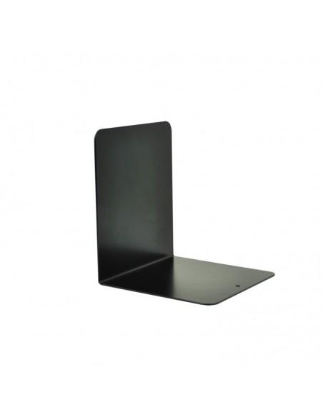 Podpórka do książek H140 czarna