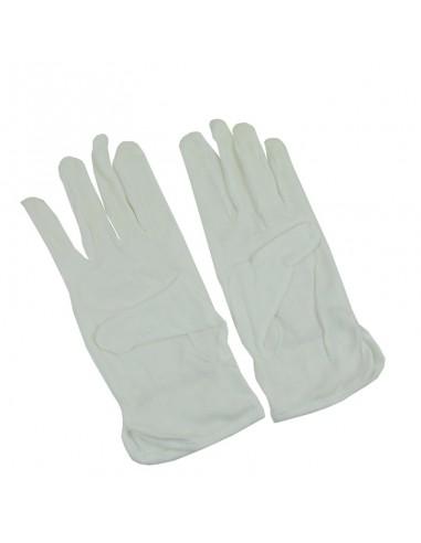Rękawiczki bawełniane z mikronakrapianiem