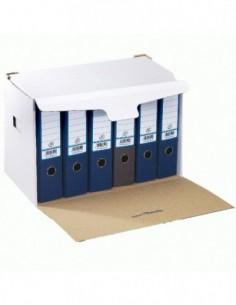 Kontener na segregatory, dokumenty i mniejsze pudła