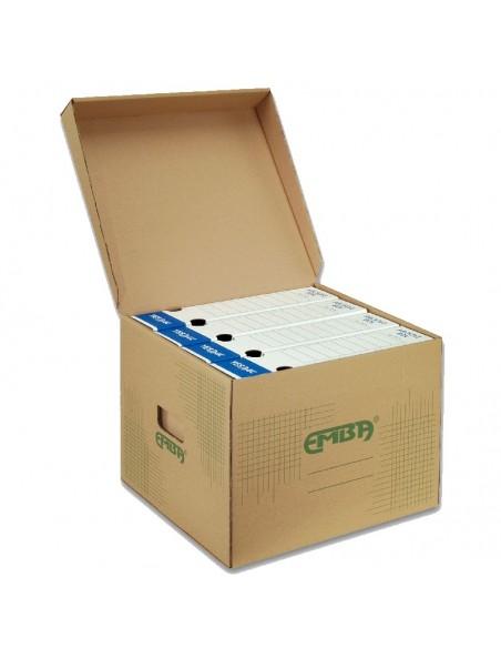Zbiorcze tekturowe pudło archiwizacyjne UB