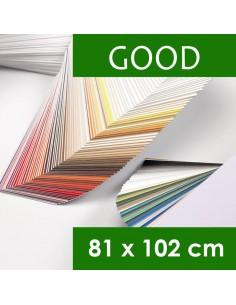 Kartony jakości GOOD - 81 x 102 cm