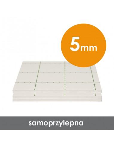 Płyta piankowa samoprzylepna Altera Fix biała, 5 mm