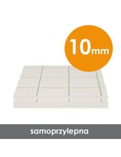 Płyta piankowa samoprzylepna Altera Fix biała, 10 mm