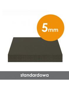 Płyta piankowa wystawiennicza Altera czarna, 5 mm