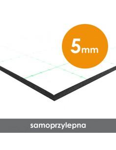 Płyta piankowa samoprzylepna Altera Fix czarna, 5 mm