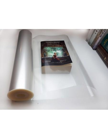 Folia do książek nieklejąca