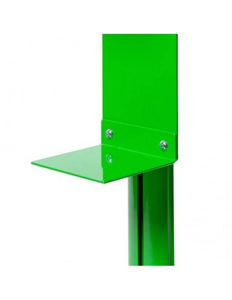 Zielona podstawka