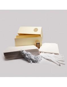 Zestaw archiwisty w pudełku