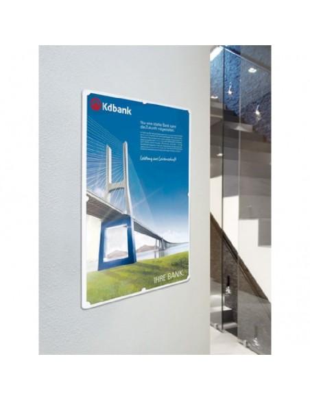 Tabliczki informacyjne na plakat LINFOR
