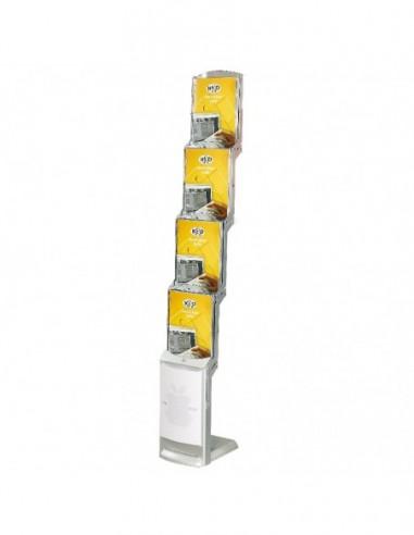 Rozkładany stojak na prasę Real Zip