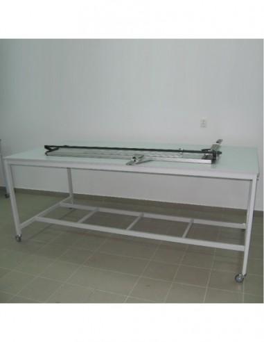 Stół introligatorski przejezdny
