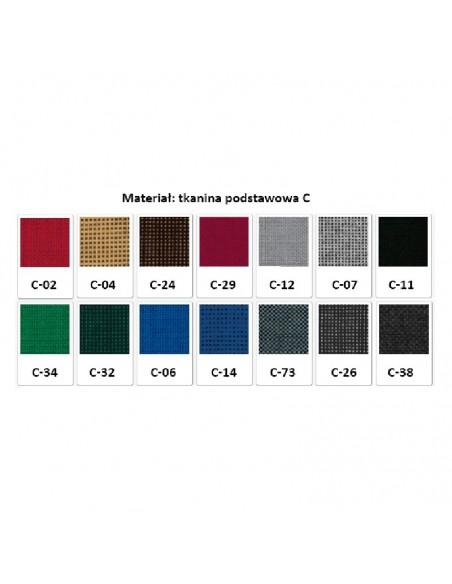 Kolorystyka - tkanina podstawowa C