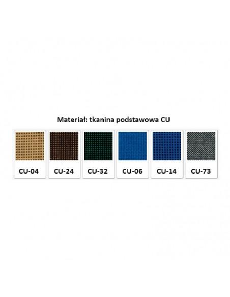 Kolorystyka - tkanina podstawowa CU